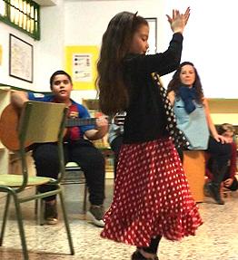 Baile pequeños