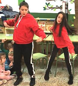 Baile primaria